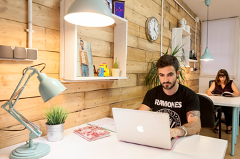 cadaver exquisit coworking barcelona