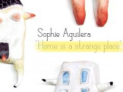 "Exposición ""Home is a strange place"" de Sophie Aguilera"