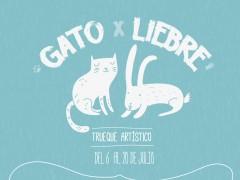 """Gato por Liebre II """"Trueque Artistico"""""""