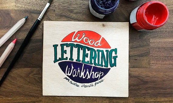 Taller de<b />Wood Lettering
