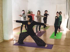 Classes de Yoga en el Coworking