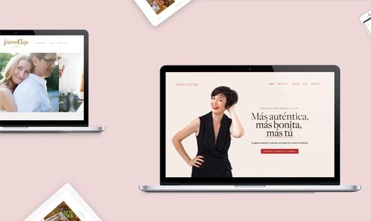 Crea una web con WordPress que te ayude a posicionar tu marca con The Visual Corner