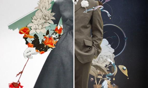 Collage: De lo analógico a lo digital con Arantxa Rueda y Marcos Morales