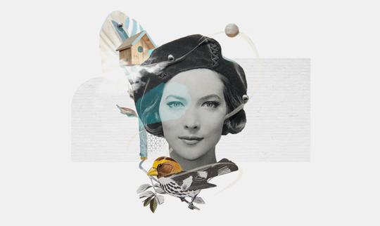 Técnicas de ilustración a través del collage con Arantxa Rueda y Marcos Morales
